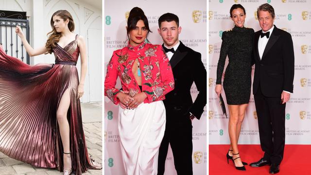 BAFTA 2021: Grantova supruga i Anna Kendrick otkrile noge, a bivša Miss svijeta vrući dekolte