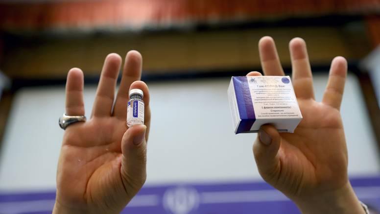Čeka se odobrenje: Rusi predali zahtjev Europi za svoje cjepivo