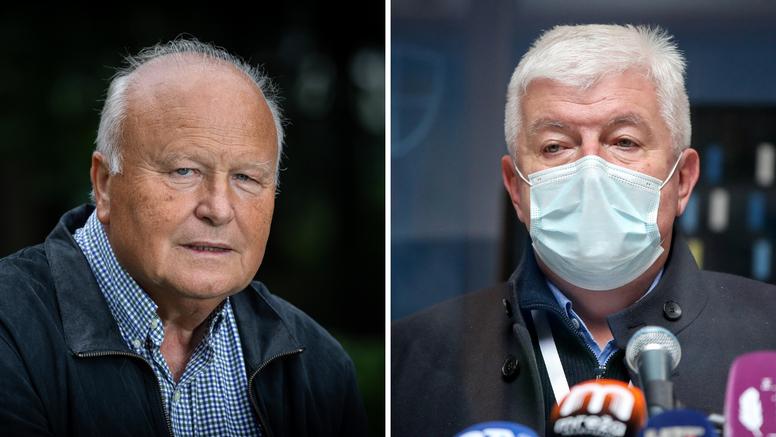 Šostar potvrdio da se kod njih, prije reda, cijepio Linić: Ima kronične bolesti, nije big deal