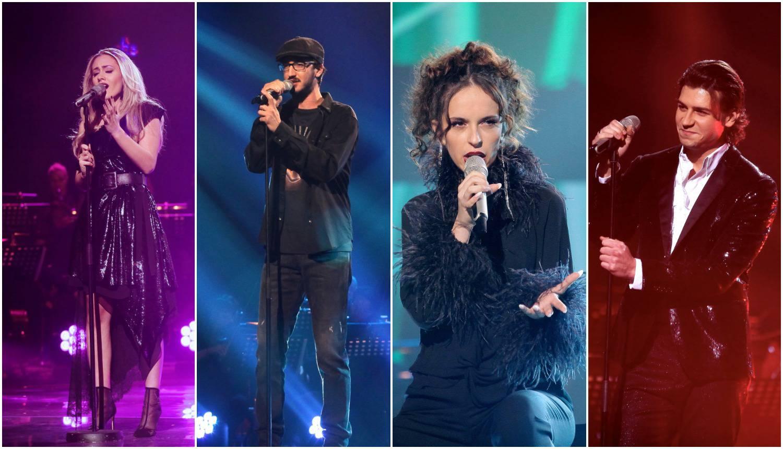 Napeto finale: Kandidati će u 'Voiceu' pjevati po tri pjesme