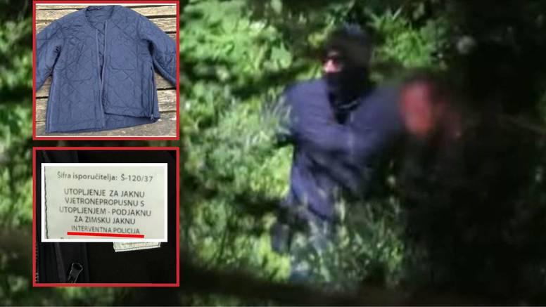 Uniforme kao i kod interventne:  'Migrante su tukli palicama koje koristi policija. Iste su i jakne...'