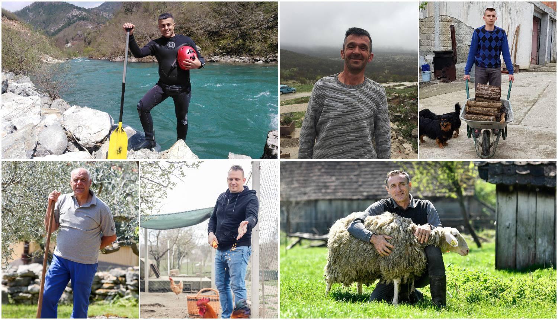 'Ljubav je na selu': Mihael voli frizirati, a Ivica ima 200 ovaca