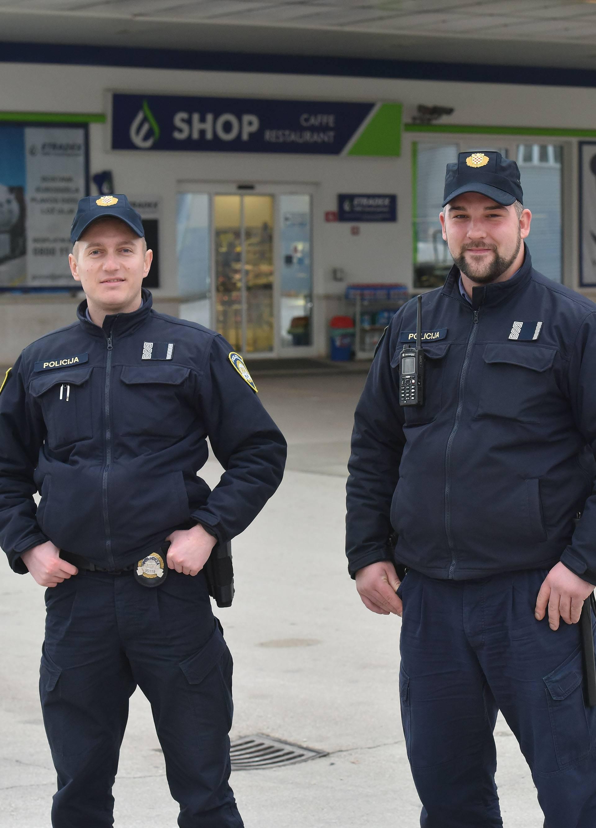 Djelatnika pumpe oživljavali 40 minuta: 'Policajci, vi ste heroji'