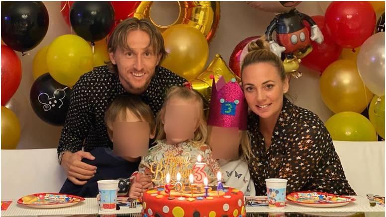 Modrićeva najmlađa kći slavila je rođendan: 'Tata te jako voli'