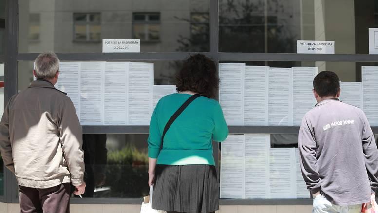 Blagi pad stope nezaposlenosti u EU i Hrvatskoj u kolovozu
