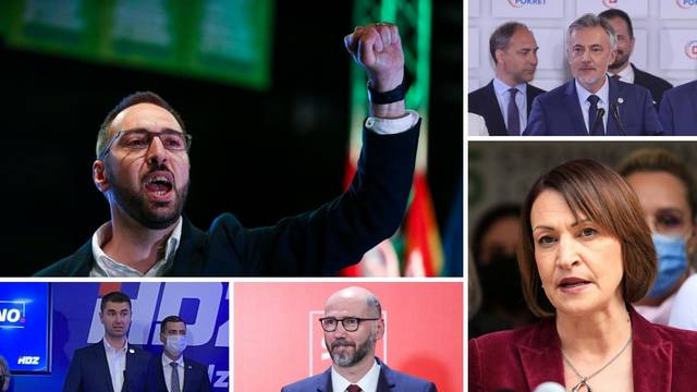 Kandidati čestitali Tomaševiću, Pavičić Vukičević: Ujutro ćemo se obratiti u vezi drugog kruga