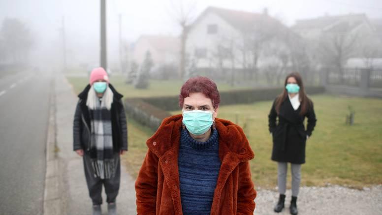 Zrak je opet loš u Zagrebu, u Slavonskom Brodu je najgori