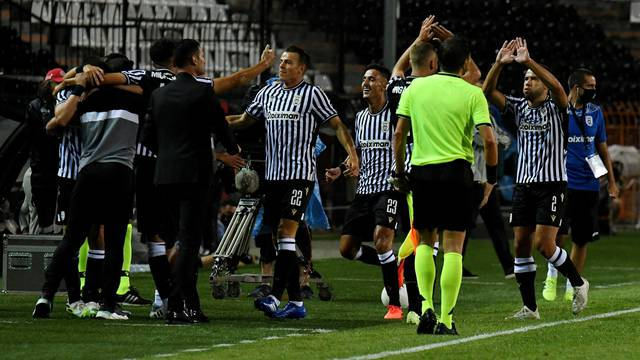 Champions League - Second Qualifying Round - PAOK v Besiktas