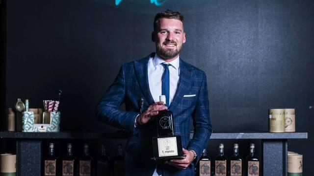 Splićanin Nikola Rojnica proglašen najboljim barmenom u Hrvatskoj