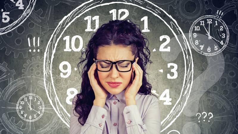 Užurbani život i stres lako mogu pojačati tjeskobu i skratiti san