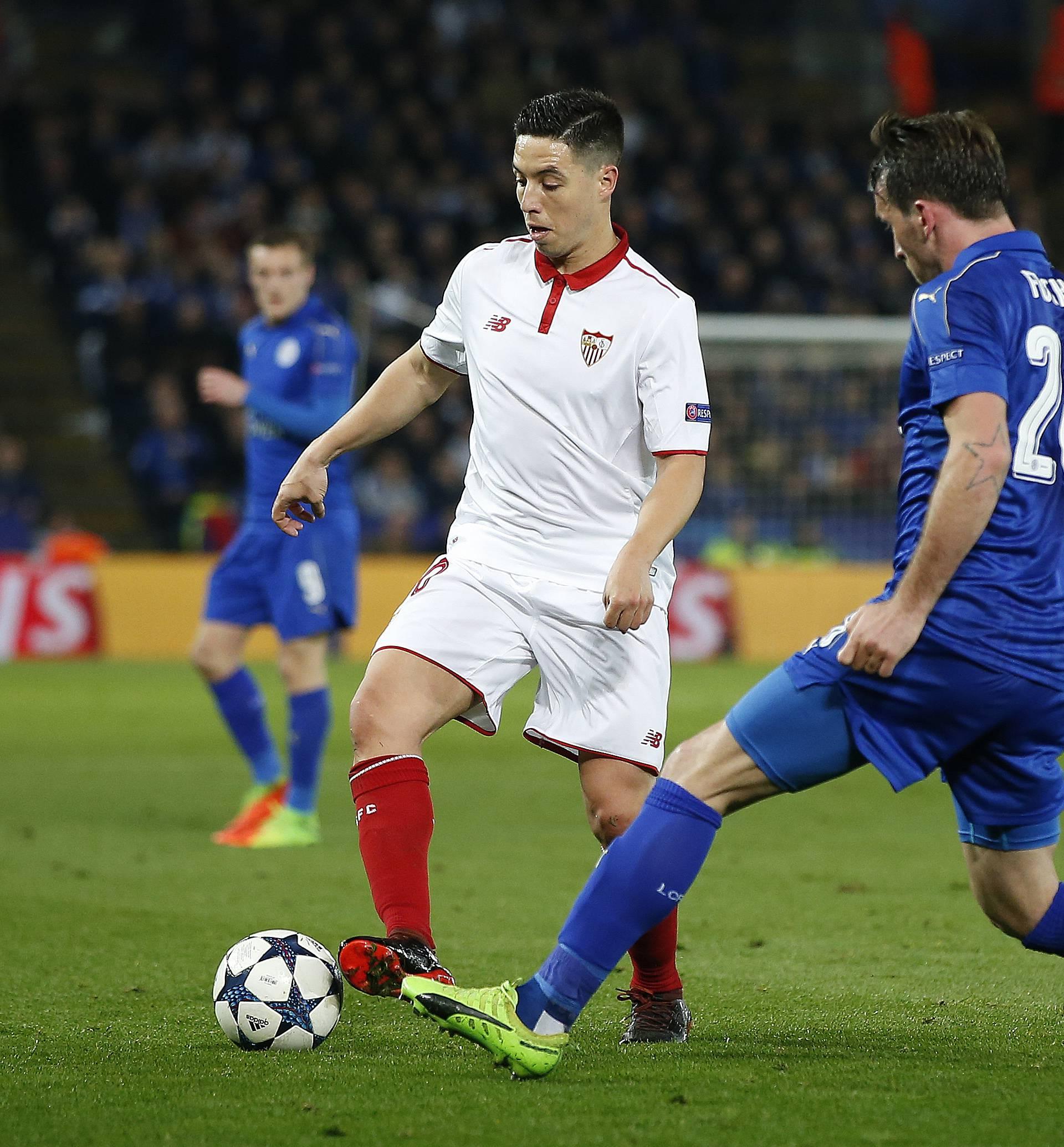 Leicester City v Sevilla - UEFA Champions League Round of 16 2nd Leg - King Power Stadium
