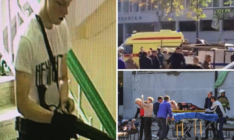 Motivi ubojice s Krima: Svađa s curom ili osveta nastavnicima?