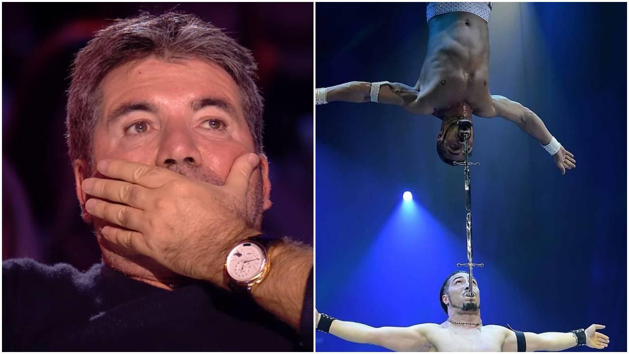 Najopasniji supertalent ikad: Ni Simon nije mogao gledati kraj