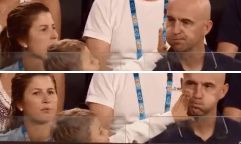 Trener ili dadilja? Ivan Ljubičić zabavljao Federerovog sina