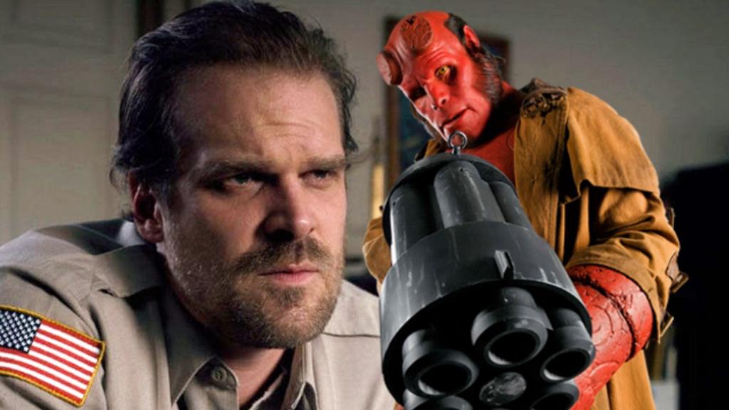 Novi Hellboy već objavio prve scene sa seta narednog filma