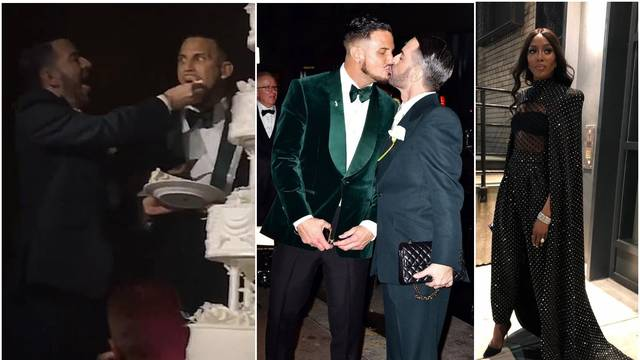 Marc Jacobs je sklopio brak s dečkom: Char ga hranio tortom