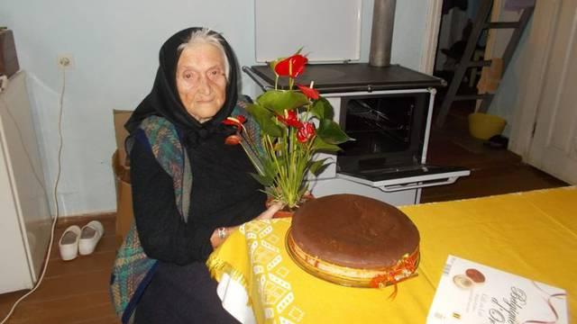 Baka Jelka Zubović iz Trnave: Idući Badnjak slavim prvih 100