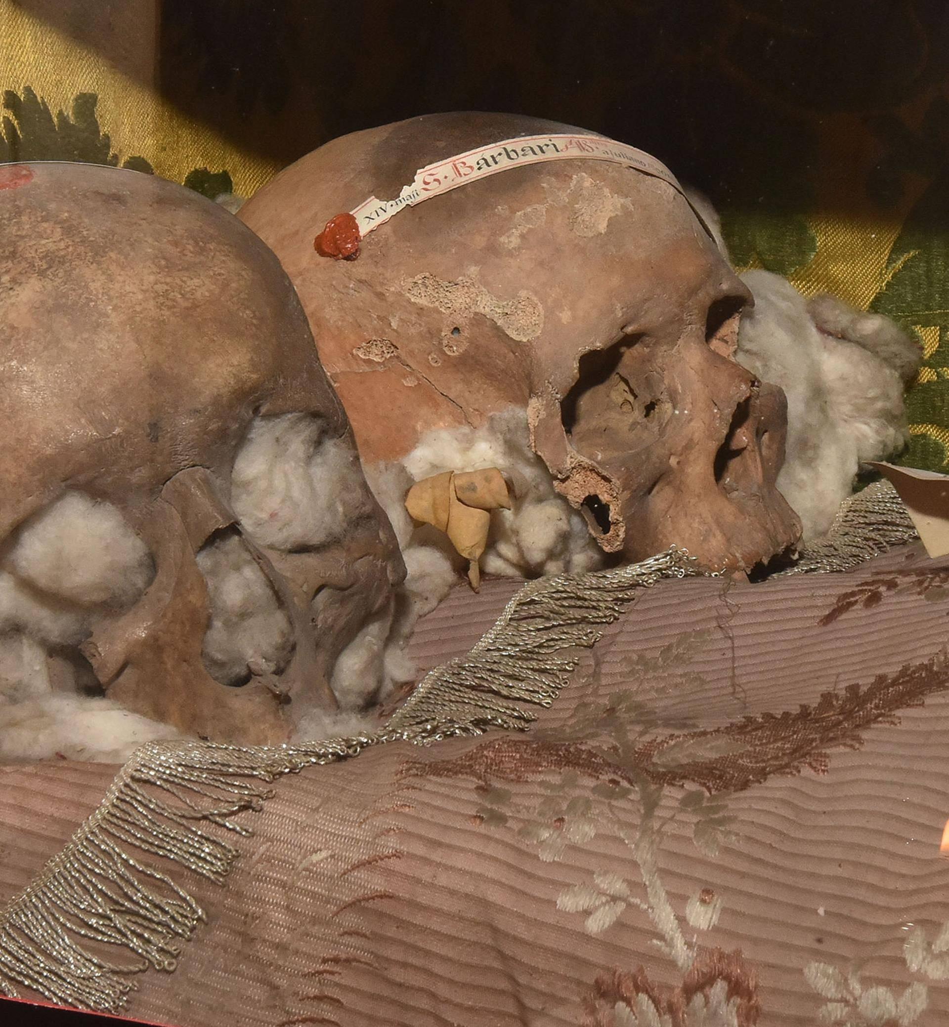 Veliko otkriće usred Vodnjana: Pronašli su relikvije 12 svetaca