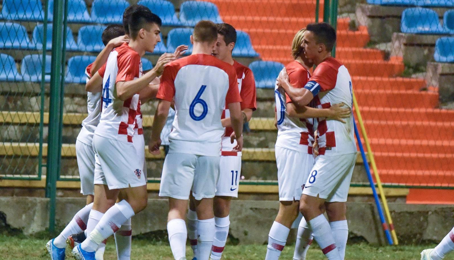 Åibenik: Kvalifikacijska utakmica za Euro U-21, Hrvatska - Åkotska