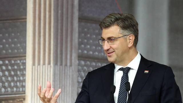 Plenković: Europski fondovi su ključ razvoja i rasta Hrvatske