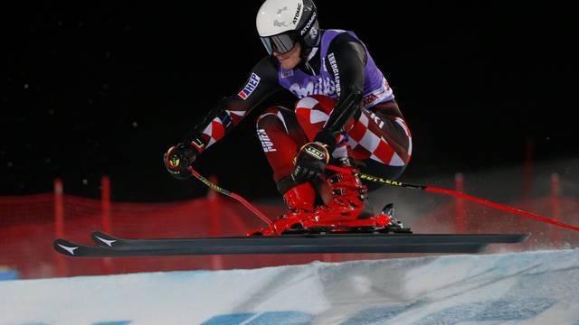 Alpine Skiing - FIS Alpine Skiing World Cup - Men's Parallel Giant Slalom