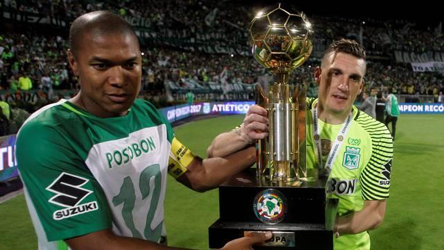 Soccer Football - Colombia's Atletico Nacional v Brazil's Chapecoense - Recopa Sudamericana final
