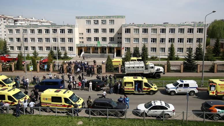 Najmanje 11 mrtvih u pucnjavi u školi: Među njima je i osmero učenika i njihova profesorica
