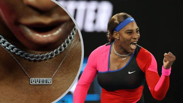 Serena je 'razmontirala' Halep