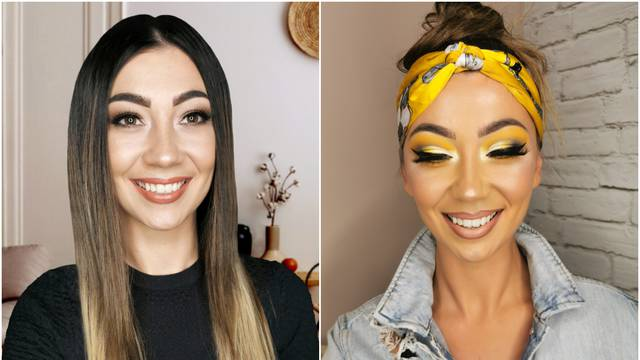 Make up trendovi: Nosit će se pune obrve i dinamična žuta