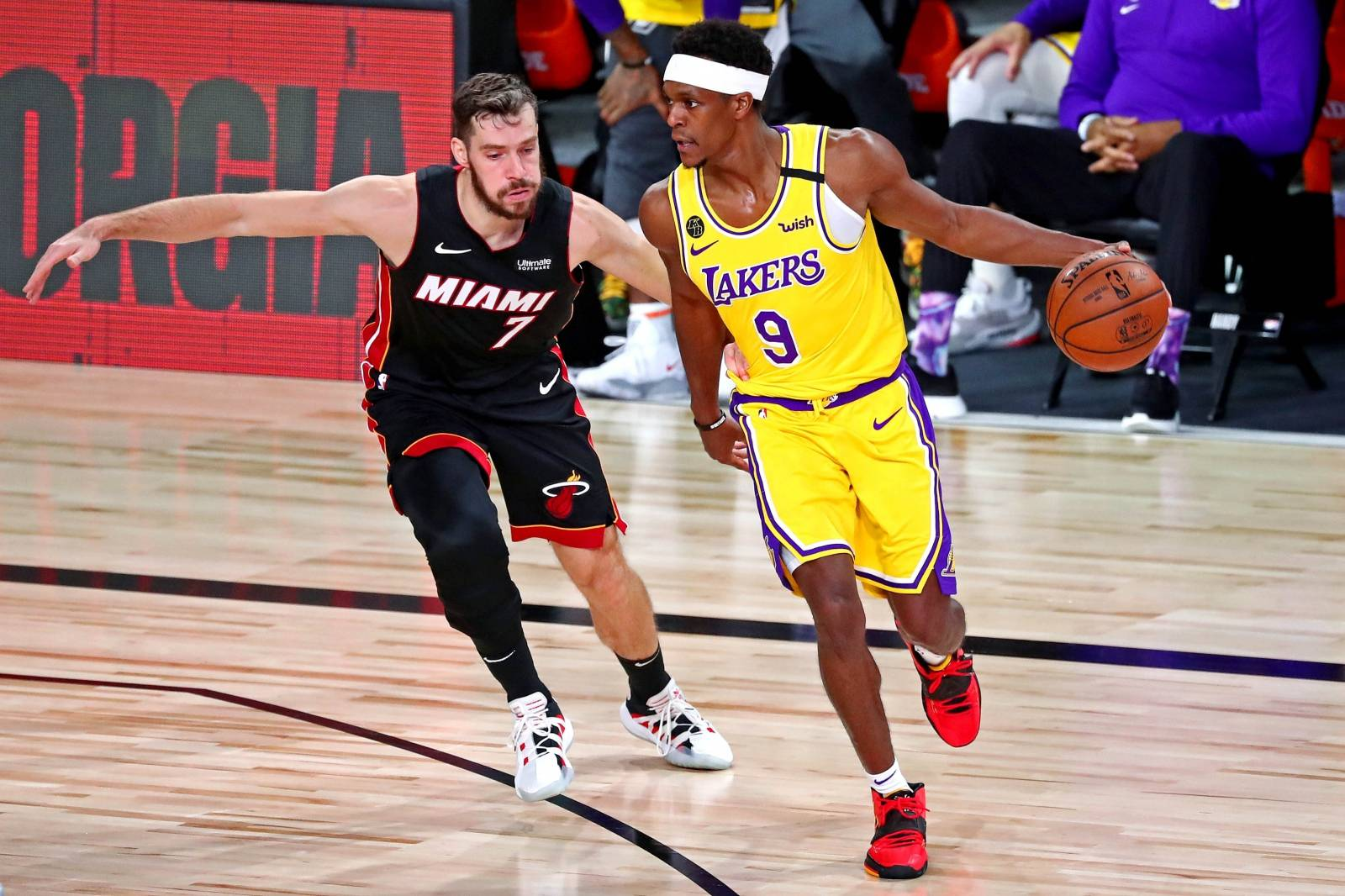 NBA: Finals-Miami Heat at Los Angeles Lakers