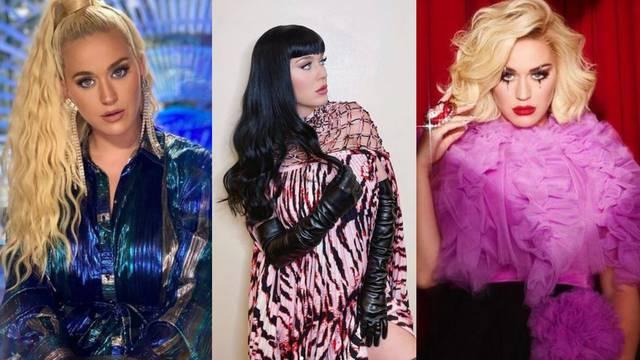 Katy Perry se dobro zabavlja u odjeći prepunoj boja i kristala