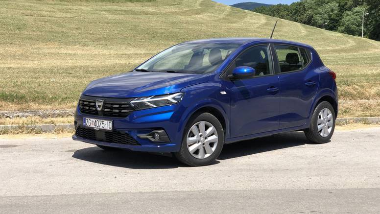 Novi Sandero na plin je idealan hrvatski 'narodni' automobil