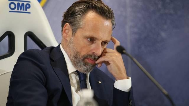 Split: Predstavljen novi predsjednik Hajduka, Lukša Jakobušić