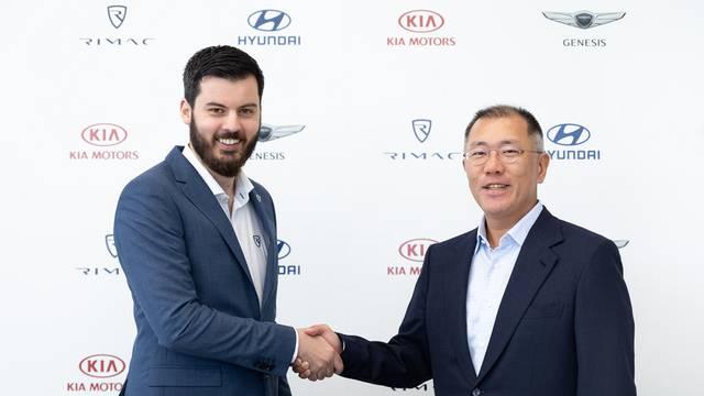 Mate Rimac u suradnji s Hyundaijem