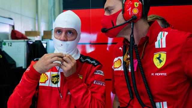 Steiermark Grand Prix - Practice Session - Red Bull Ring
