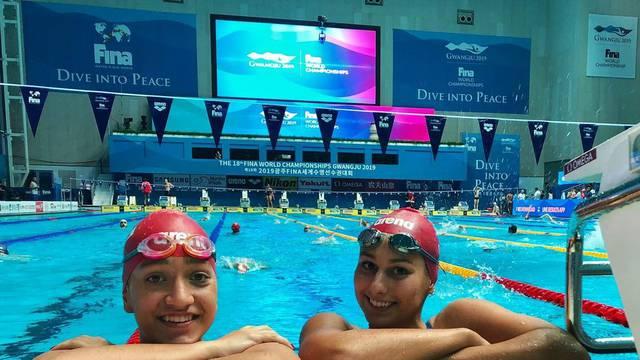 Ema Rajić pliva na OI u Tokiju!