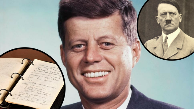 JFK šokirao: Hitler ima 'ono nešto' od čega nastaju legende