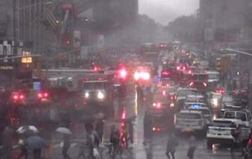 Drama u New Yorku: Srušio se helikopter na poslovnu zgradu