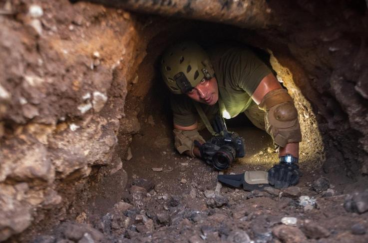 Pronašli tunel za drogu: Bio je unutar kuće i dug 200 metara