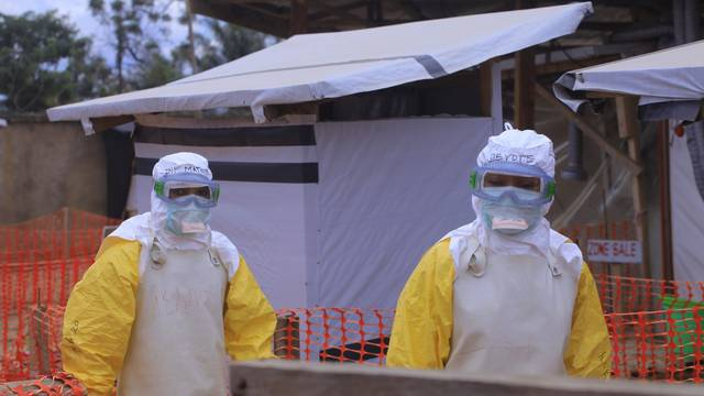 Ebola in the Congo