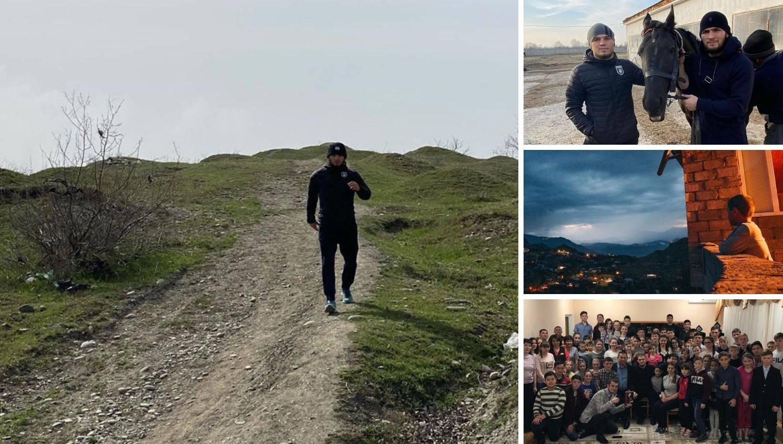 Prvak iz naroda: Khabib odlazi na selo stvarati nove šampione