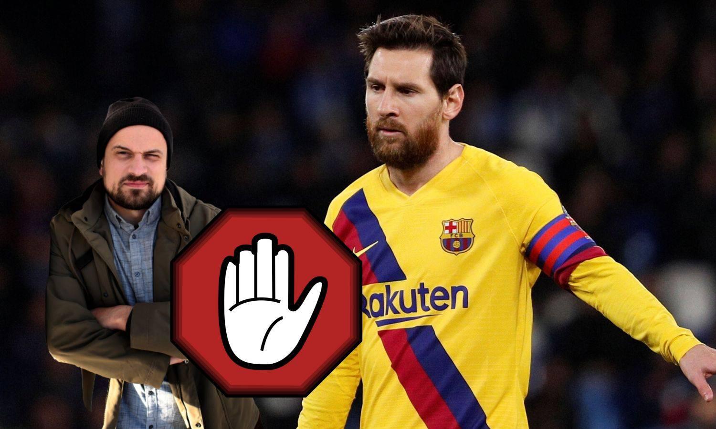 Messi kao Vojko V: Sad nam hoćete srezati plaće? Ne može!