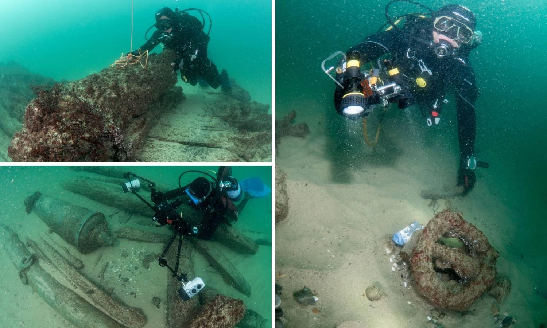 'Otkriće desetljeća': Našli brod koji je nestao prije 400 godina