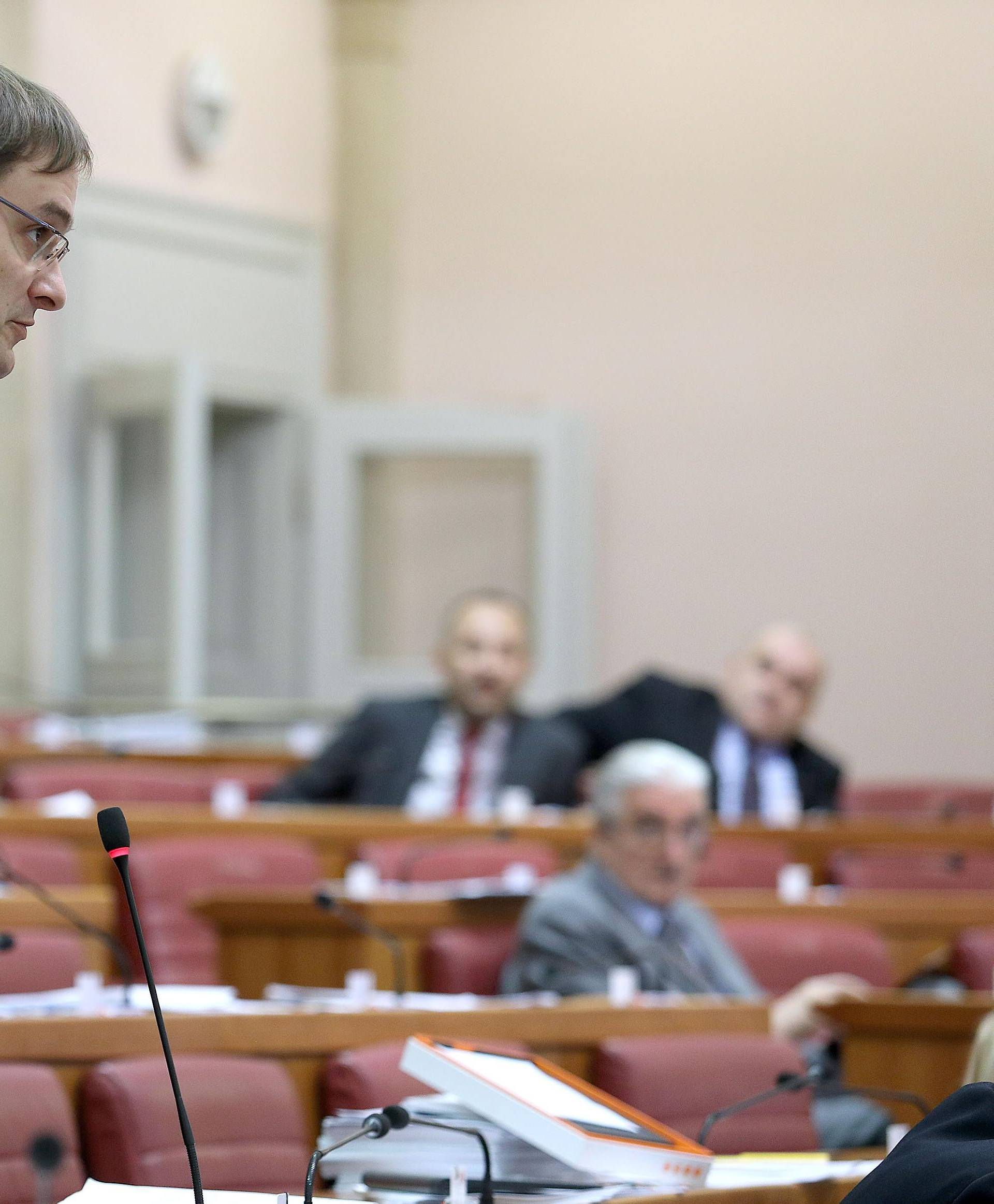 Vučetić je u Saboru održao još jedan fenomenalan govor