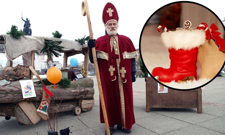 Evo zašto sveti Nikola donosi darove i to baš u dječje čizmice