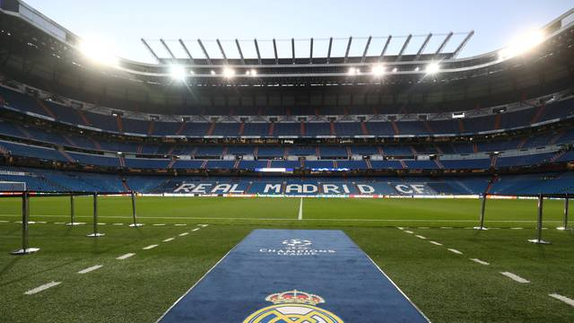FILE PHOTO: Champions League - Group Stage - Group G - Real Madrid v Viktoria Plzen