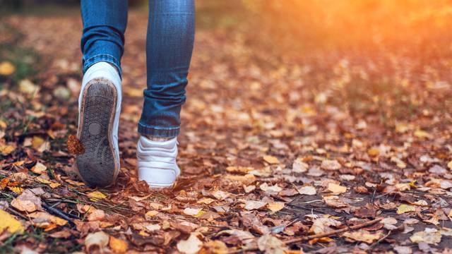 Aplikacije za praćenje koraka mogu pomoći da povećate rutu