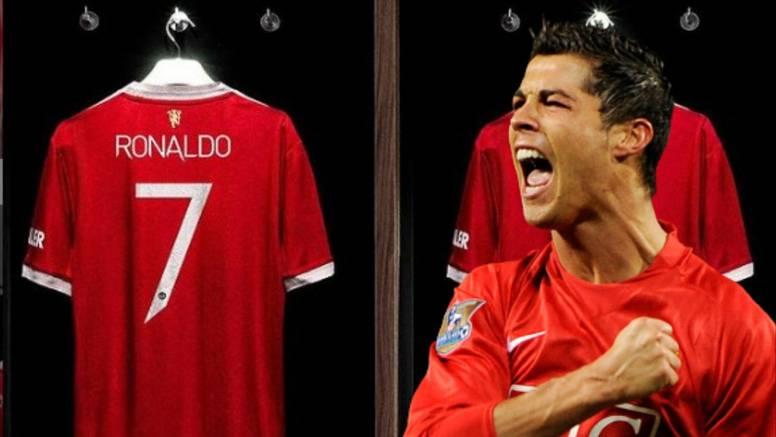 Cristiano već puni kasu Uniteda: Prodaja sedmice obara rekorde!