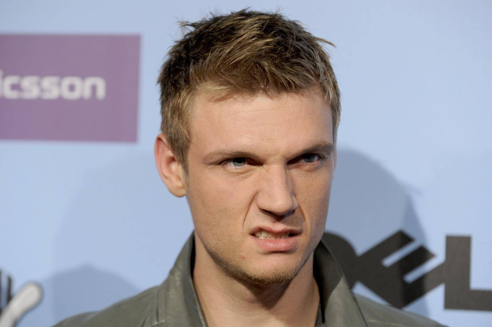 MTV Europe Music Awards - Nick Carter