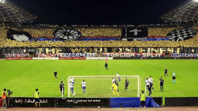 HNK Hajduk - Everton